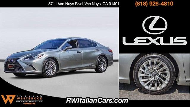 2019 Lexus ES Hybrid 300h Ultra Luxury FWD