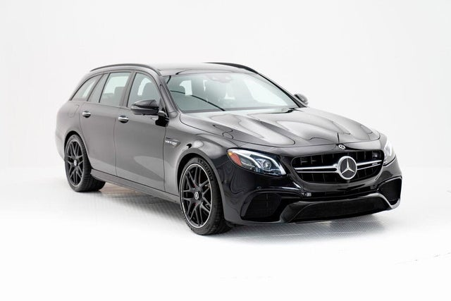 2018 Mercedes-Benz E-Class E AMG 63 S 4MATIC Wagon AWD