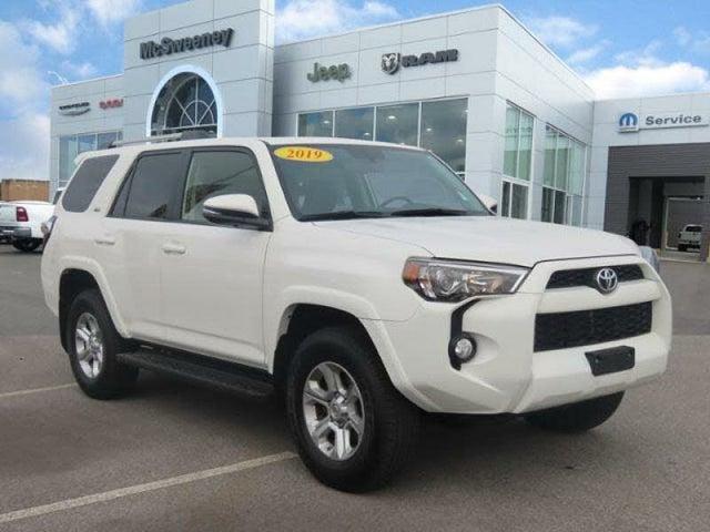 2019 Toyota 4Runner SR5 4WD