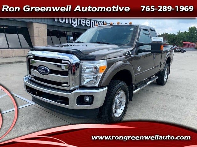 2016 Ford F-250 Super Duty Lariat SuperCab 4WD