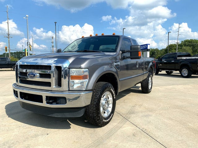 2010 Ford F-250 Super Duty Lariat SuperCab 4WD