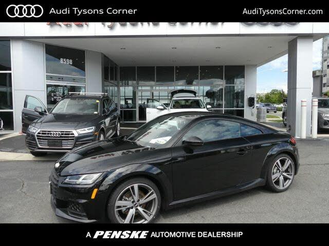 2021 Audi TT 2.0T quattro Coupe AWD