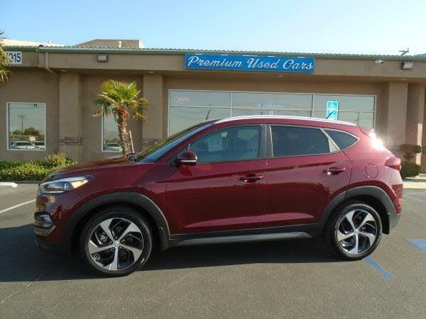 2016 Hyundai Tucson 1.6T Sport FWD with Beige Seats