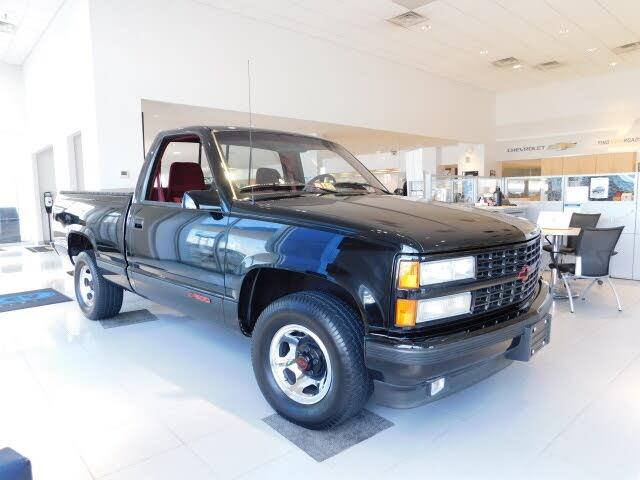 1990 Chevrolet C/K 1500 454SS RWD