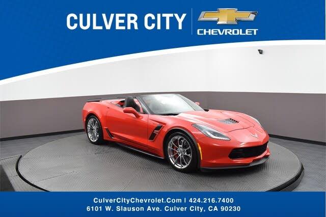 2019 Chevrolet Corvette Grand Sport 2LT Convertible RWD