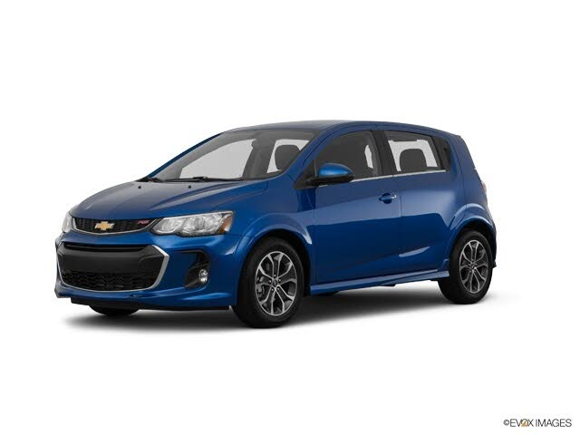2017 Chevrolet Sonic LT Hatchback FWD
