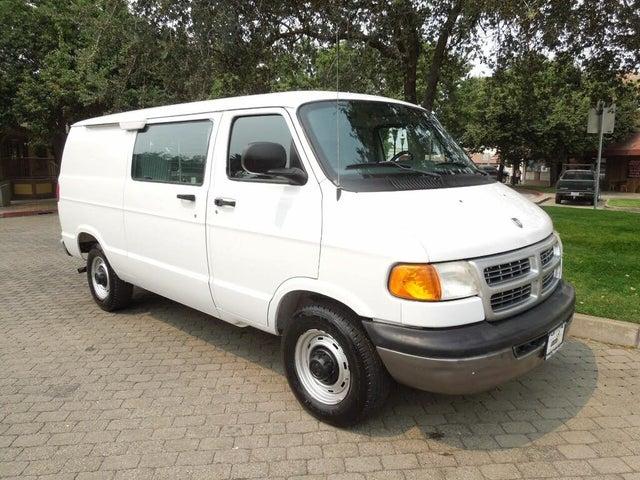 2002 Dodge RAM Van 3500 Extended Cargo RWD