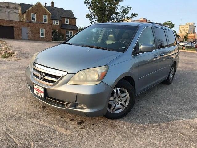 2006 Honda Odyssey EX-L FWD