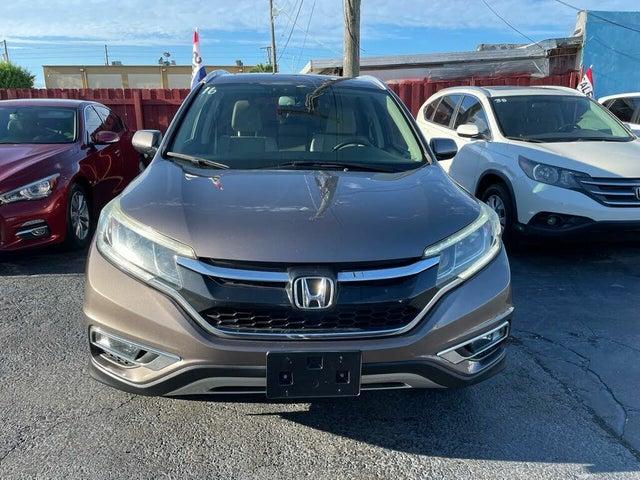 2015 Honda CR-V EX-L AWD with Navigation
