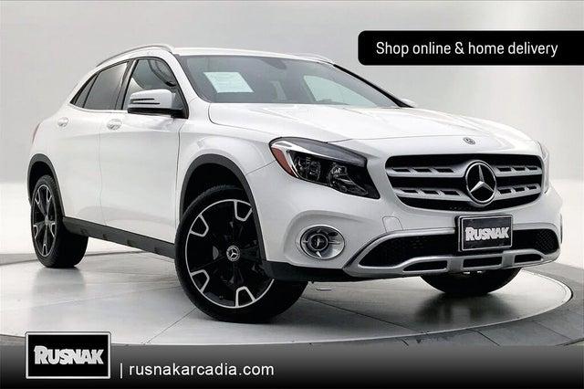 2020 Mercedes-Benz GLA-Class GLA 250 FWD