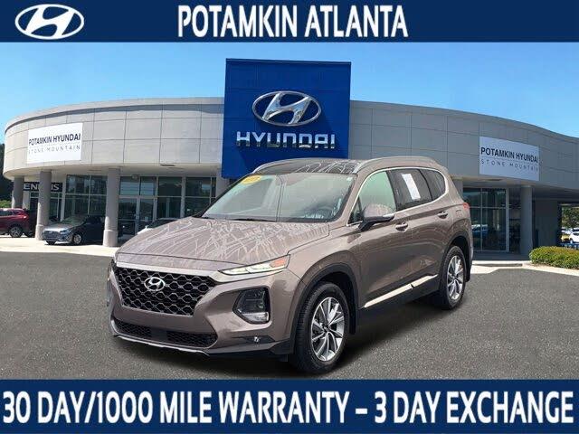 2020 Hyundai Santa Fe 2.4L Limited FWD