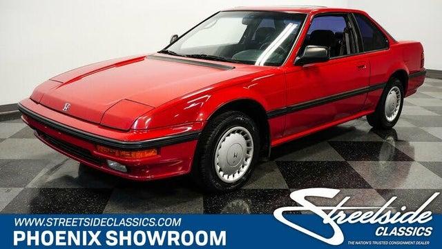 1989 Honda Prelude 2 Dr Si Coupe
