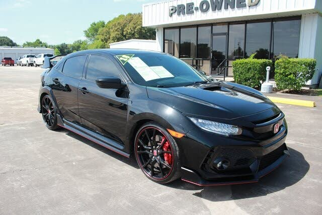 2018 Honda Civic Type R Touring FWD