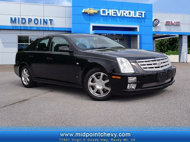 2007 Cadillac STS V6 RWD