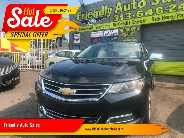 2014 Chevrolet Impala LTZ 2LZ FWD