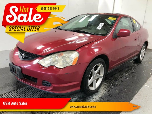 2002 Acura RSX FWD with Leather