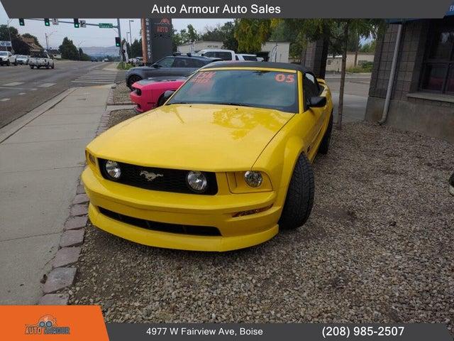 2005 Ford Mustang GT Premium Convertible RWD