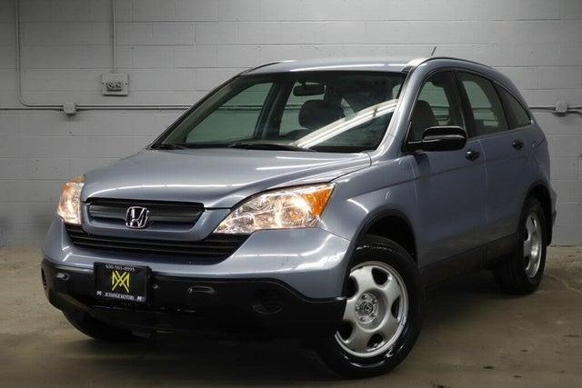 2007 Honda CR-V LX FWD