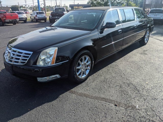 2011 Cadillac DTS Pro Coachbuilder Limo FWD