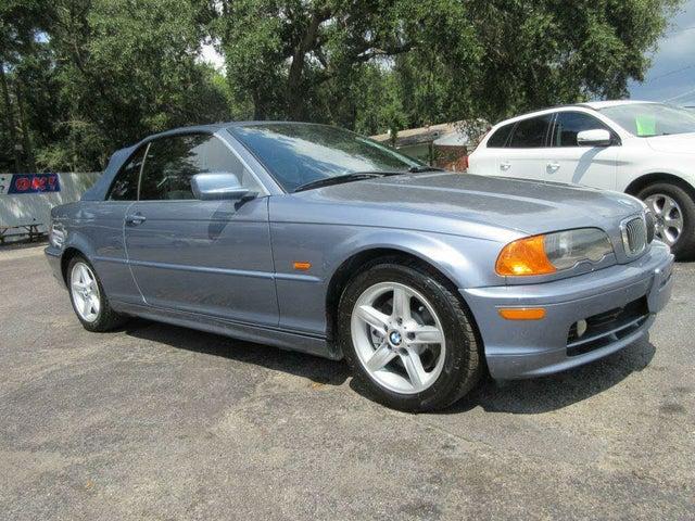 2003 BMW 3 Series 325Ci Convertible RWD