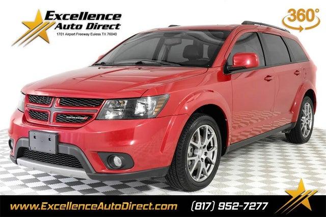2015 Dodge Journey R/T FWD