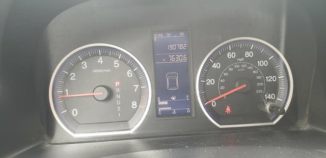 2011 Honda CR-V LX FWD