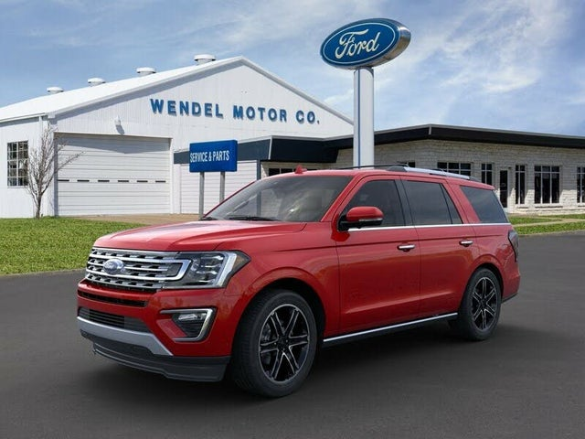 2021 Ford Expedition Limited RWD
