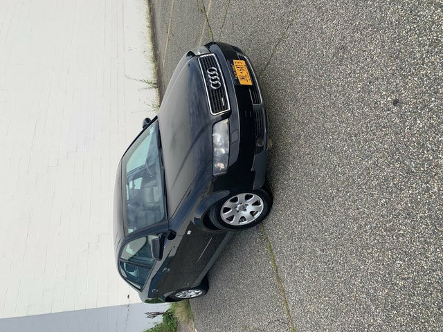 2003 Audi A4 1.8T quattro Sedan AWD