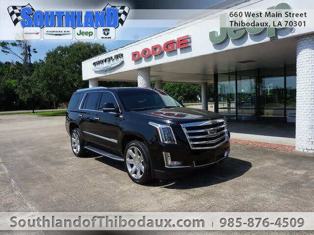 2020 Cadillac Escalade Premium Luxury RWD