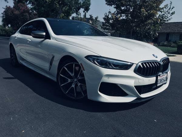2020 BMW 8 Series M850i xDrive Gran Coupe AWD
