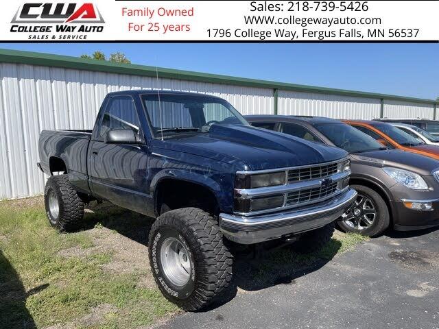 1993 Chevrolet C/K 1500 Silverado 4WD