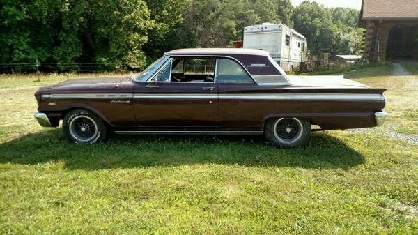 1963 Ford Fairlane Sedan