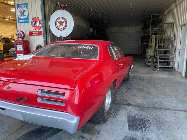 1970 Plymouth Duster Coupe RWD
