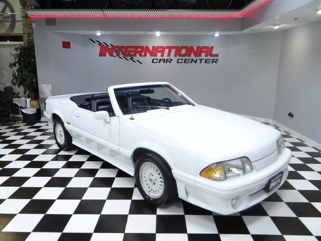 1988 Ford Mustang LX Coupe RWD