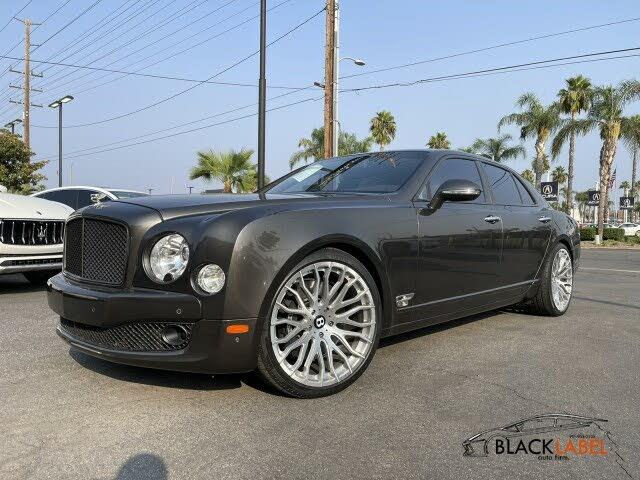 2013 Bentley Mulsanne RWD