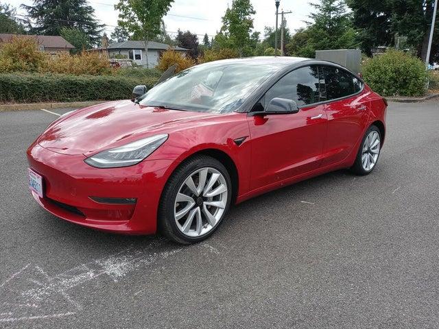 2018 Tesla Model 3 Long Range RWD