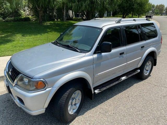 2004 Mitsubishi Montero Sport XLS 4WD