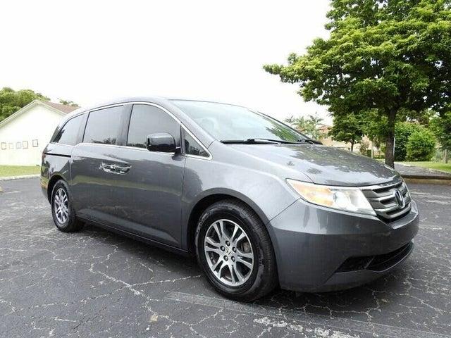 2013 Honda Odyssey EX-L FWD with Navigation