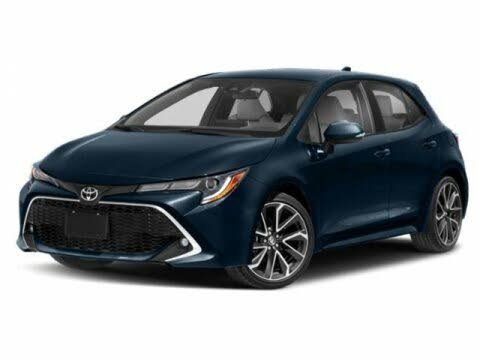 2022 Toyota Corolla Hatchback XSE FWD