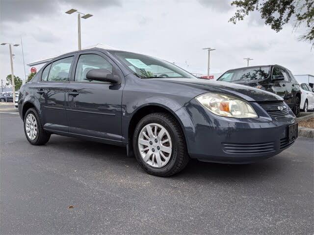 2009 Chevrolet Cobalt LS Sedan FWD