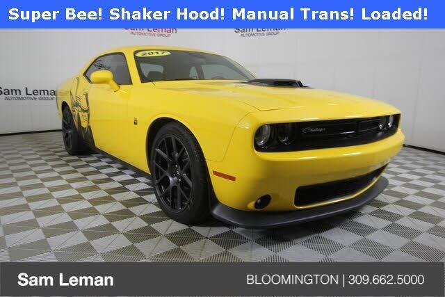 2017 Dodge Challenger 392 Hemi Scat Pack Shaker RWD