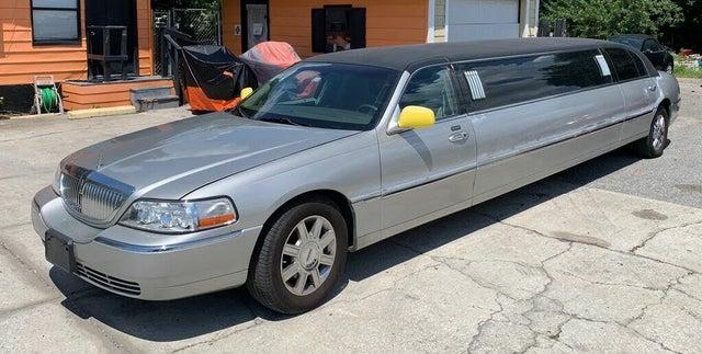 2010 Lincoln Town Car Executive