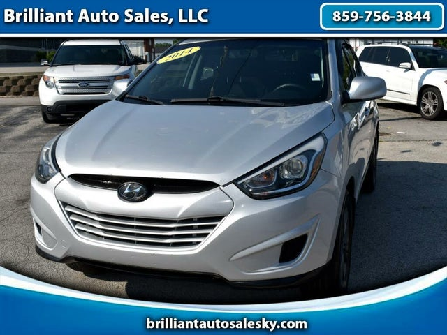 2014 Hyundai Tucson GLS FWD