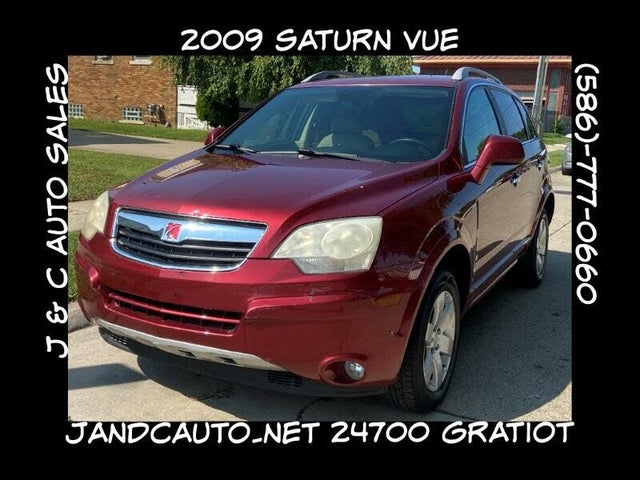 2009 Saturn VUE XR V6