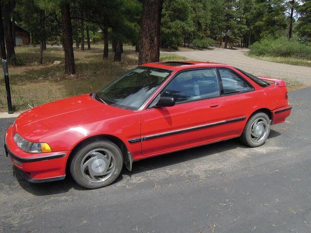1990 Acura Integra GS Coupe FWD