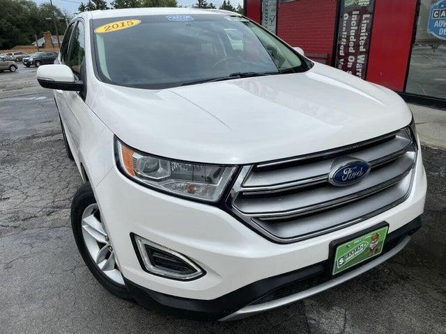 2015 Ford Edge SEL AWD