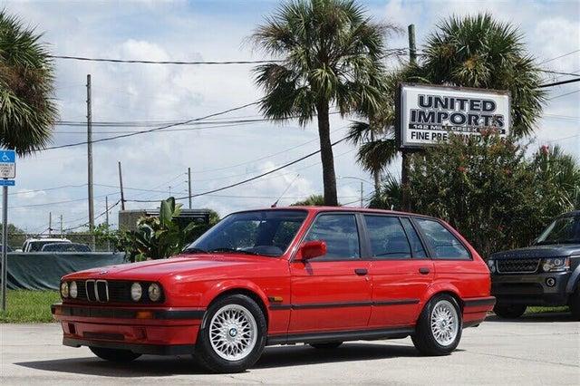 1989 BMW 3 Series 320i