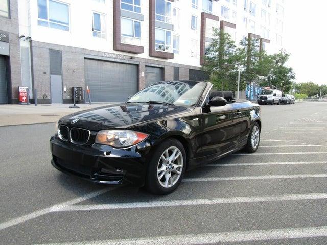 2009 BMW 1 Series 128i Convertible RWD