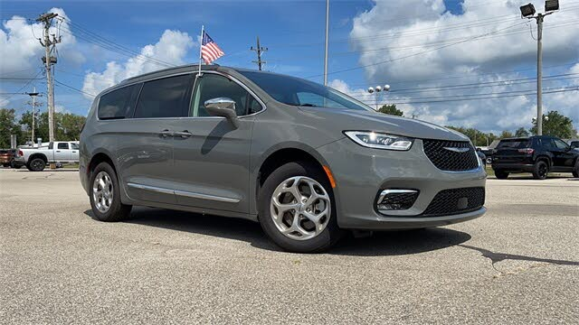 2021 Chrysler Pacifica Limited AWD