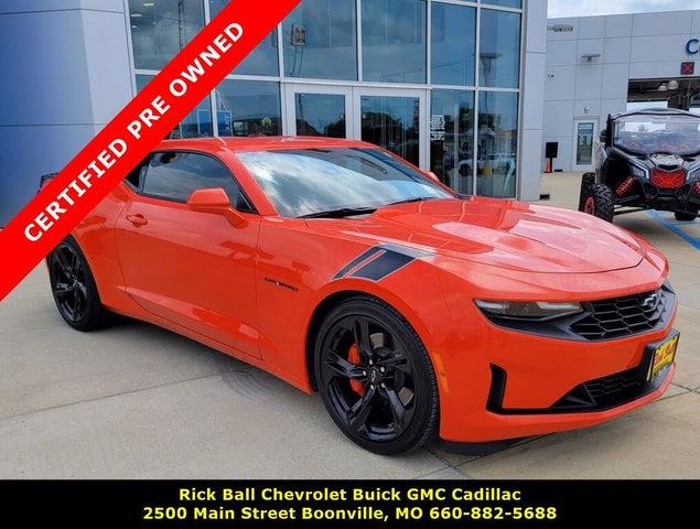 2021 Chevrolet Camaro LT1 Coupe RWD